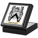 Frenchman Keepsake Box