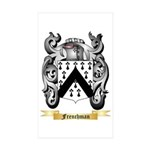 Frenchman Sticker (Rectangle 50 pk)