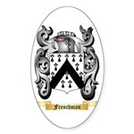 Frenchman Sticker (Oval 50 pk)