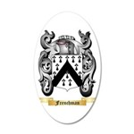 Frenchman 20x12 Oval Wall Decal