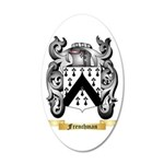 Frenchman 35x21 Oval Wall Decal