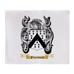 Frenchman Throw Blanket