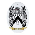 Frenchman Ornament (Oval)