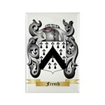 French Rectangle Magnet (100 pack)