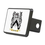 French Rectangular Hitch Cover