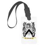 French Large Luggage Tag