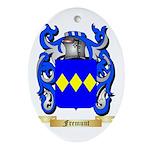 Fremunt Ornament (Oval)