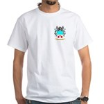 Freiberg White T-Shirt