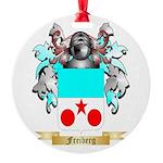 Freiberg Round Ornament