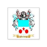 Freiberg Square Sticker 3