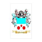 Freiberg Sticker (Rectangle)