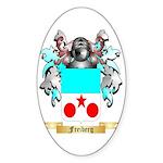 Freiberg Sticker (Oval 50 pk)
