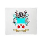 Freiberg Throw Blanket