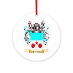Freiberg Ornament (Round)