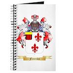 Freerks Journal