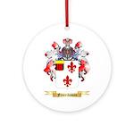 Freeriksson Ornament (Round)