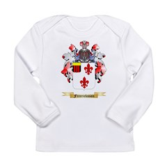 Freericksson Long Sleeve Infant T-Shirt