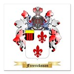 Freericksson Square Car Magnet 3