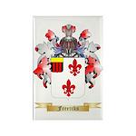 Freercks Rectangle Magnet (100 pack)
