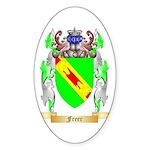 Freer Sticker (Oval 50 pk)