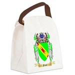Freer Canvas Lunch Bag
