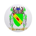 Freer Ornament (Round)