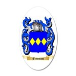 Freemont 35x21 Oval Wall Decal