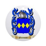 Freemont Ornament (Round)