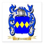 Freeman Square Car Magnet 3