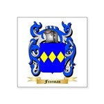 Freeman Square Sticker 3