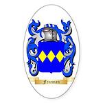 Freeman Sticker (Oval 10 pk)