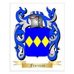 Freeman Small Poster