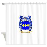 Freeman Shower Curtain