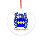 Freeman Ornament (Round)