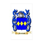 Freeland Sticker (Rectangle 50 pk)