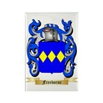 Freeborne Rectangle Magnet (100 pack)