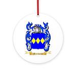 Freeborne Ornament (Round)