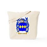 Freeborn Tote Bag