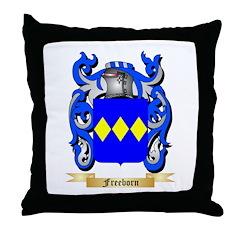 Freeborn Throw Pillow