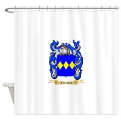 Freeborn Shower Curtain
