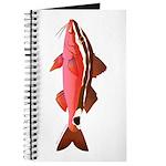 Rosy Goatfish Journal