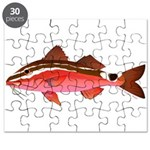 Rosy Goatfish Puzzle