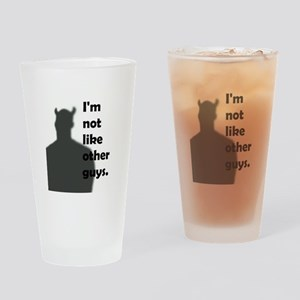 vile Drinking Glass