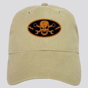 Skull & Wrenches Cap