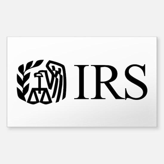 IRS (Logo) Decal