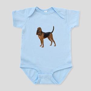 Bloodhound (stand) Infant Bodysuit