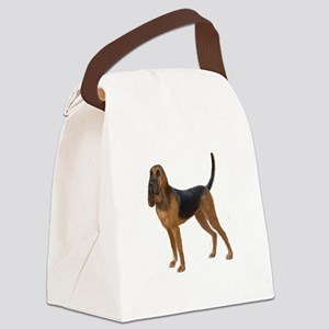 Bloodhound (stand) Canvas Lunch Bag