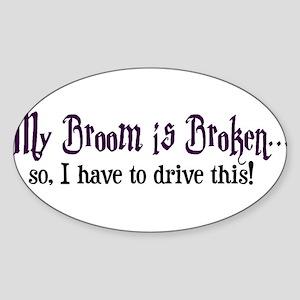 broombumper Sticker