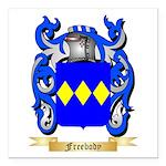 Freebody Square Car Magnet 3