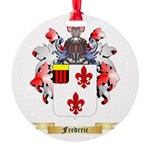 Fredrric Round Ornament